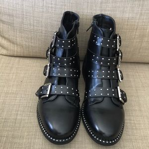 9229cbca5e6 Steve Madden REENA ankle boot size 7 NWT